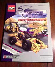LEGO Technic Master Builder Instruction Book Manual Create n Race 2000 PB