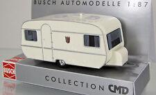 Busch  Tabbert Colección CMD - Caravana NUEVO  1:87