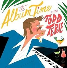 It's Album Time With Todd Terje 5060186922041 CD
