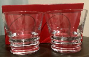 Baccarat Vega Whiskey Tumbler Glasses (Set of 2)