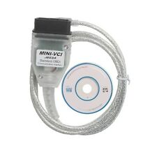 MINI VCI FOR TOYOTA TIS Techstream  V10.30.029 Single Cable MINI-VCI J2345 obd2