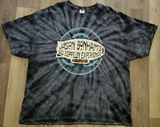 Jason Bonham Led Zeppelin Experience Jblze Rock Band Tshirt Colortone Tie Dye