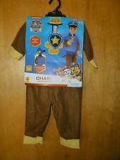 New Toddler Boys Paw Patrol Halloween Costume size 2T-3T 2-3 years