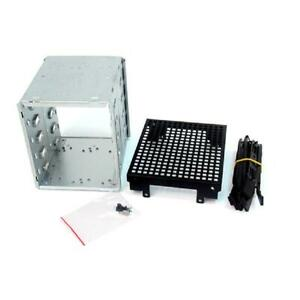 Large Capacity Stainless Steel HDD Hard Drive Cage Rack SAS SATA Hard Drive Disk