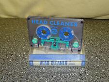 TDK HEAD CLEANER Reinigungskassette Cleaning Audiokassette Kassette Tape