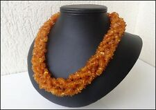Beautiful Natural Baltic Amber Necklace