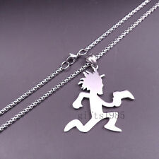 "Polishing HATCHET MAN ICP Juggalo Held game machine Music Charm 30"" box chain"