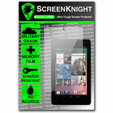 ScreenKnight Asus Google Nexus 7 2012 FRONT SCREEN PROTECTOR invisible shield