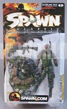 McFarlane  Spawn Classics AL SIMMONS  Soldier Turn Zombie   *SEALED* #RK2