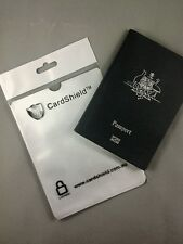 RFID BLOCKING SLEEVE 4 x  PASSPORT IDENTITY THEFT PROTECTION  CardShield™