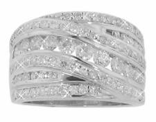 2.35 ct TW Ladies Round Cut Diamond Anniversary Ring Hot Seller On Ebay