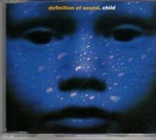(BJ227) Definition Of Sound, Child - 1996 CD