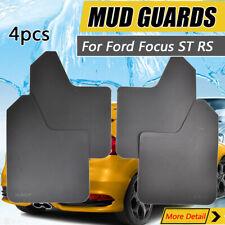 Car Mudguards Mud Flaps Splash Guards For Ford Focus ST RS ST250 ST300 4pc/Set