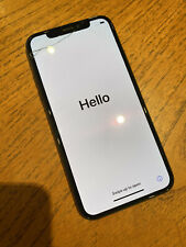 Apple iPhone X - 64GB - Space Grey (Unlocked) *cracked screen* - Model A1901