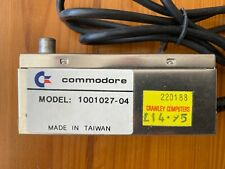 Vintage - Commodore VIC-20 - External RF Modulator - Used with Commodore 64