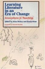 Learning Literature in an Era of Change: Innovations in Teaching-ExLibrary