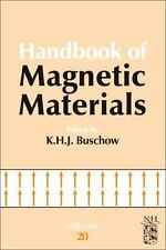 Handbook of Magnetic Materials: Handbook of Magnetic Materials Vol. 20 (2012,...