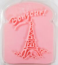 Fred French Toast Bread Stamp Stamper Eiffel Tower Paris France Gift NEW