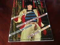 Rivista Magazine Elle France 25 Octobre 1976