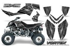 POLARIS OUTLAW 450 500 525 2006-2008 GRAPHICS KIT CREATORX DECALS VORTEX BS