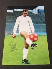 PETER MEYER  Borussia Mönchengladbach 1970 DFB signiert Foto 10x15