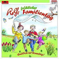 CD ° Rolfs fröhlicher Familientag ° Rolf Zuckowski ° NEU & OVP