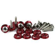 ADD W1 Dress Washers Fender Washers tapping screw RED Color 12pcs