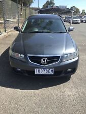 2004 HONDA ACCORD EURO SEDAN 6 SPEED MANVGC RWC/ REGO (Vic) / Warranty [1OQ8EM]