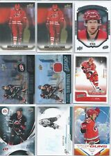 Eric Staal  40- Insert  Parallel  Jersey  SP Lot  w/High End