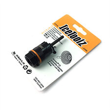 IceToolz 09C1 Cassette Lockring Tool & Guide Pin / Bike Shimano Freewheel Tool