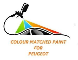 BASECOAT PAINT FOR PEUGEOT - ALL COLOURS