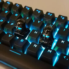 Star Wars Darth Vader LED Keycaps Handmade Resin Custom Artisan