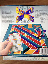 Vintage 1988 - Backwords Board Game - Random House Games - family word game