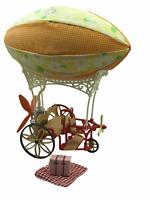 Calico Critters Sylvanian Families Sky Ride Adventurer Balloon Zeppelin Hot Air