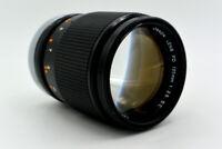 CANON 135mm f/2.5 S.C. Manual Focus FD-Mount Prime Lens