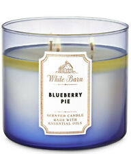 White Barn Blueberry Pie Three Wick 14.5 Ounces Scented Candle