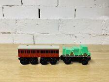 RARE Duke & Duchess Coach & Furniture Car Thomas & Friends Wooden Railway Trains