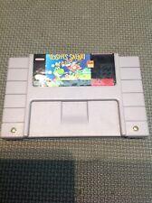 YOSHI'S SAFARI Super Nintendo SNES CLEAN - Fast Free Ship