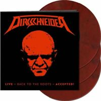 DIRKSCHNEIDER - LIVE-BACK TO THE ROOTS-ACCEPTED! (MARBLED 3LP)  3 VINYL LP NEU