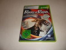 XBOX 360 Prince of Persia Classics