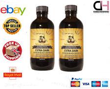 Sunny Isle Jamaican Black Castor Oil Extra Dark 4 Oz - pack of 2