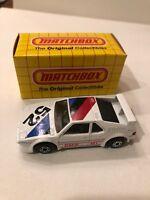 Vintage Matchbox #52 BMW M1 1981 1983 MIB