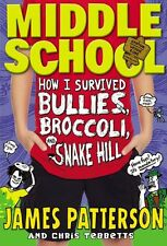 Middle School: How I Survived Bullies, Broccoli, and Snake Hill by James Patters