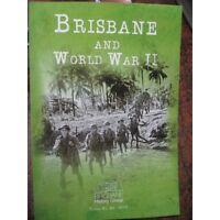 Brisbane and WW2 Book RAAF Submarines 15th Battalion Tobruk 61 Milne Bay