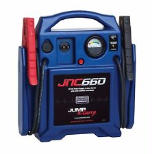 JUMP STARTER 12V battery booster car truck 1700AMP Heavy Duty Jumper Pack JNC660