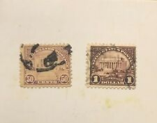 W.M.Stamps: Us Stamps Scott #,s 570, 571