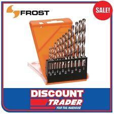 Frost 13 Piece HSS Drill Bit Set Imperial (by Sutton) - 92250
