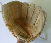 Cooper Vintage Black Diamond 240 Baseball Glove Professional Model RHT
