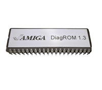 New DiagROM V1.3 BETA Diagnostic ROM for Amiga 500 600 2000