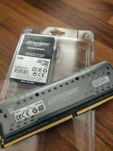8GB Crucial Ballistix RGB Tracer BLT8G4D30BET4K 3000 MHz DDR4 DRAM Desktop 288